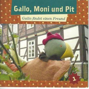 Gallos Abenteuer im Pixibuch-Format