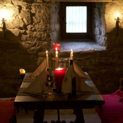 Feiern Sie im historischen Butterkeller im Gallhof