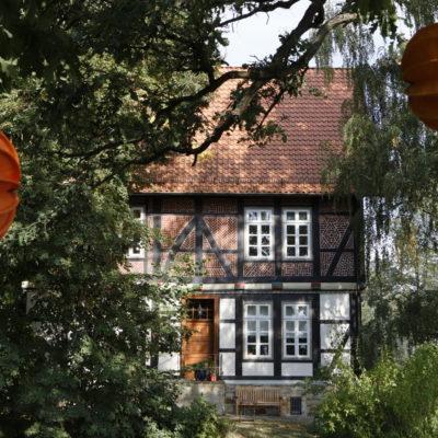 Das Jubiläum 2019 / 2020 kann kommen: die Fassade des Gallhofs ist wunderschön saniert.