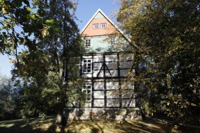 Der Gallhof hat eine frische Fassade
