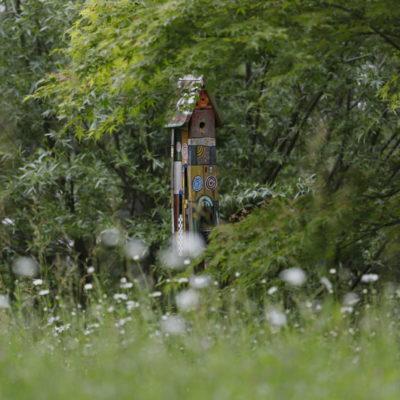 Die Vogelvilla auf dem Gallhof